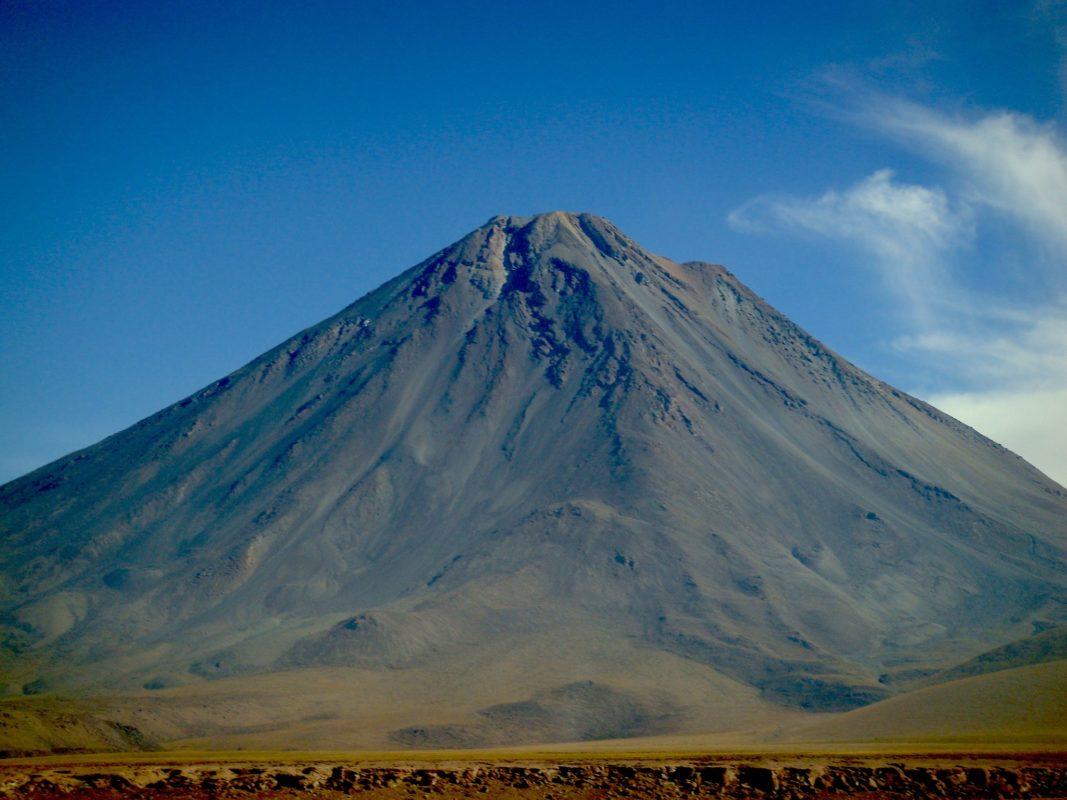 O Vulcão Licancabur. Deserto do Atacama (parte 6)
