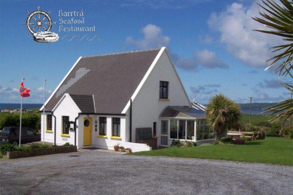 Barrtra Restaurant, Irlanda