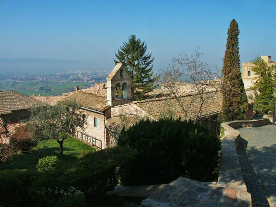 Santo Stefano, Assis