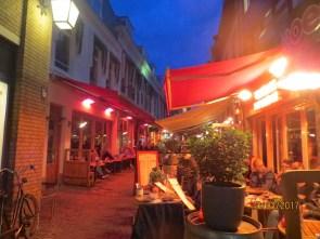 Restaurante Vis & Meer em Utrecht