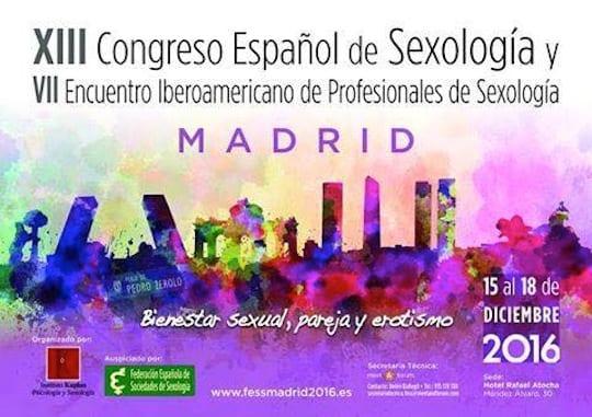 Sexología Feminista en el XIII Congreso Español de Sexólogos