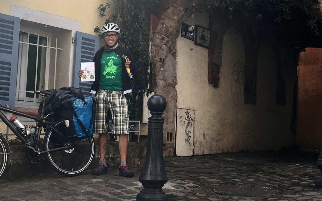 Continua la Trans*Bike Tour por Europa, ya llegó a Italia
