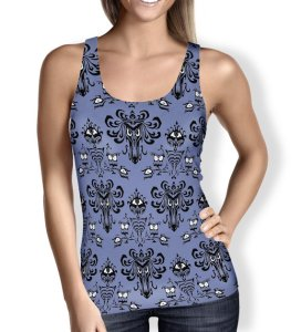 RainbowRules Haunted Mansion Tank Top