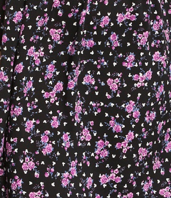 Torrid Disney Mickey Collection Floral Lace Up Sundress 2