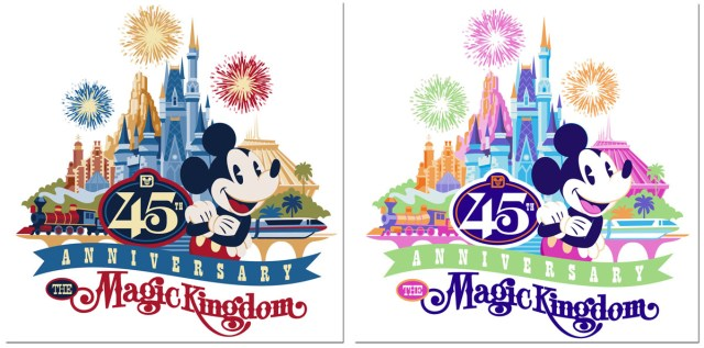 Magic Kingdom 45 Years 2