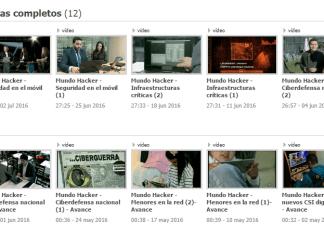 Mundo Hacker RTVE La 2 Mónica Valle presentadora especializada en ciberseguridad