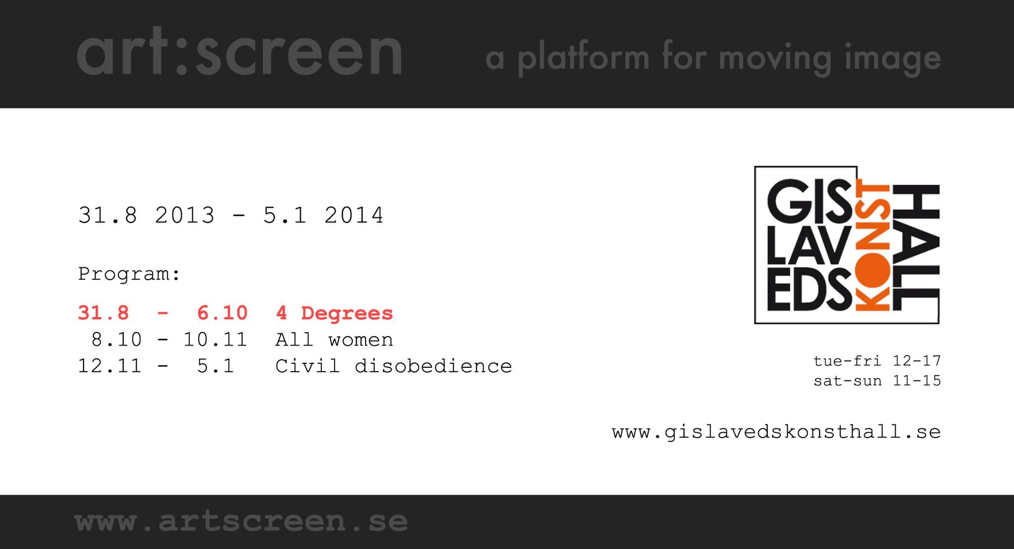 Monika K. Adler: All about Women - Artscreen Sweden