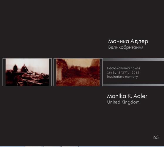 Monika K. Adler - Facade Film Festival 2014