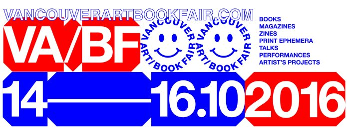 Vancouver Art Book Fair