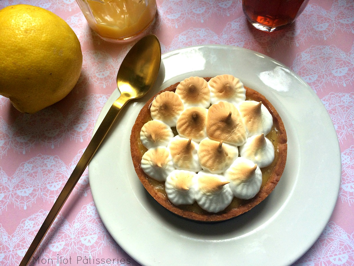 «Complètement meringue de toi» : La Tarte au citron meringuée