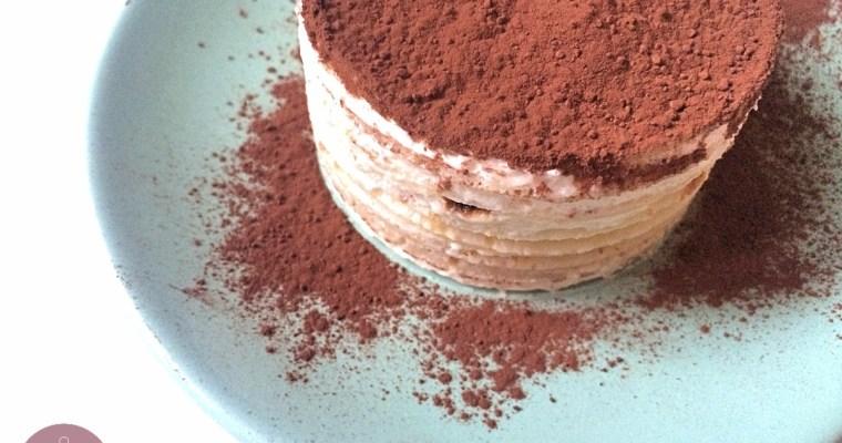 «Tour de crêpes» : Le Gâteau de crêpes