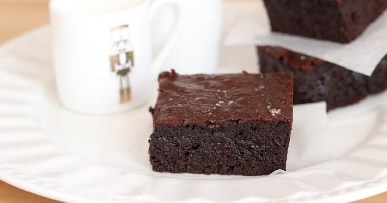 Le brownie fudgy