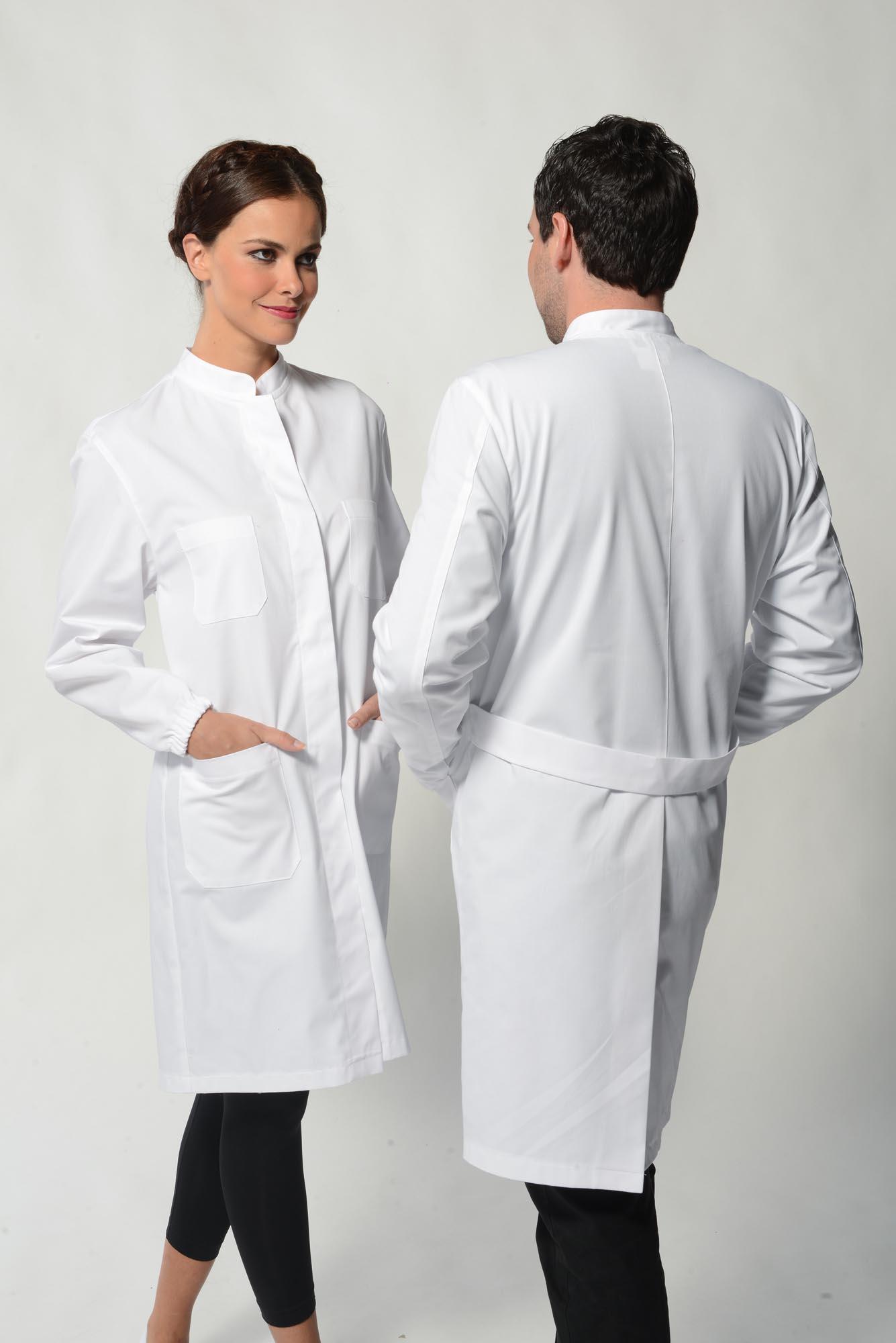 Monza Lab Coat