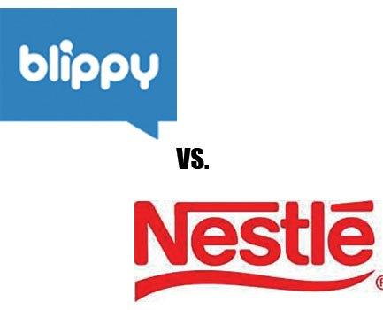 Blippy and Nestle