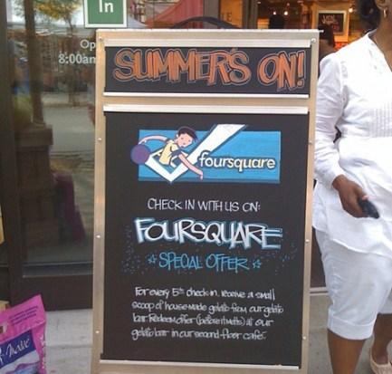 Whole Foods embraces Foursquare