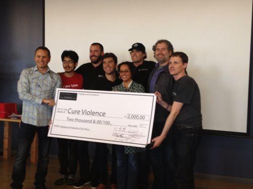 Highground hackathon winners