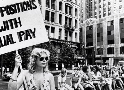 Women's Rights - Equal Pay