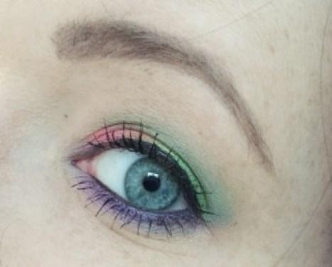 color oogschaduw