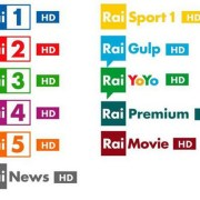 Tutti i canali Rai in HD su HOTBIRD di Eutelsat attraverso la piattaforma Tivusat