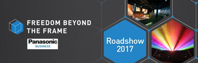 Panasonic Roadshow 2017, Milano 25-26 ottobre