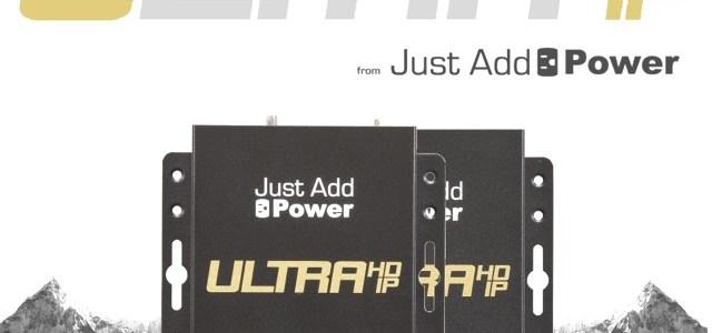 JUST ADD POWER, basta aggiungere potenza