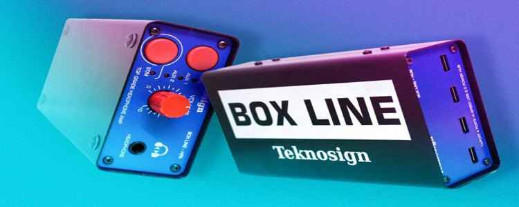 Teknosign, specialisti audio made in Italy