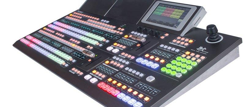 FOR.A HVS-490, un mixer video che dialoga