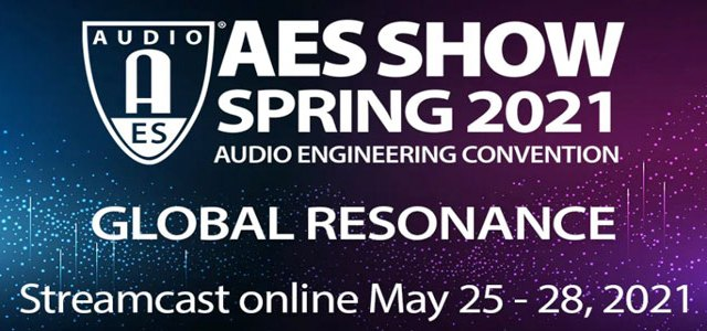 AES Int'l Show – Spring 2021