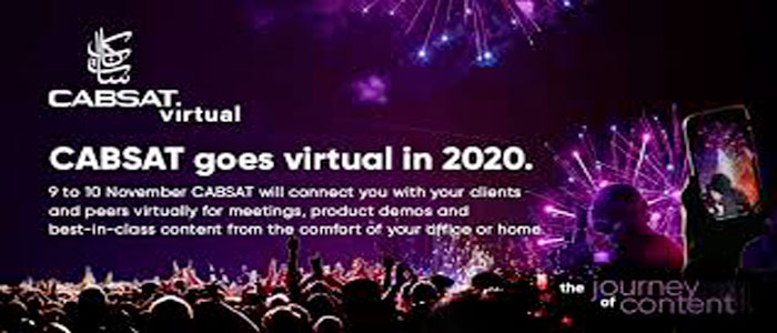 Cabsat 2020 (Virtual)