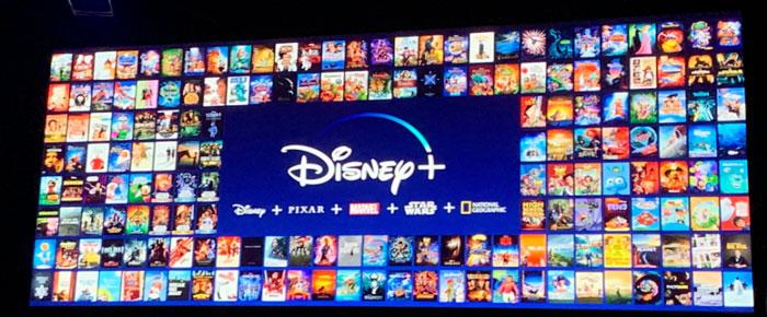 Disney in perdita, ma crescono i servizi in streaming