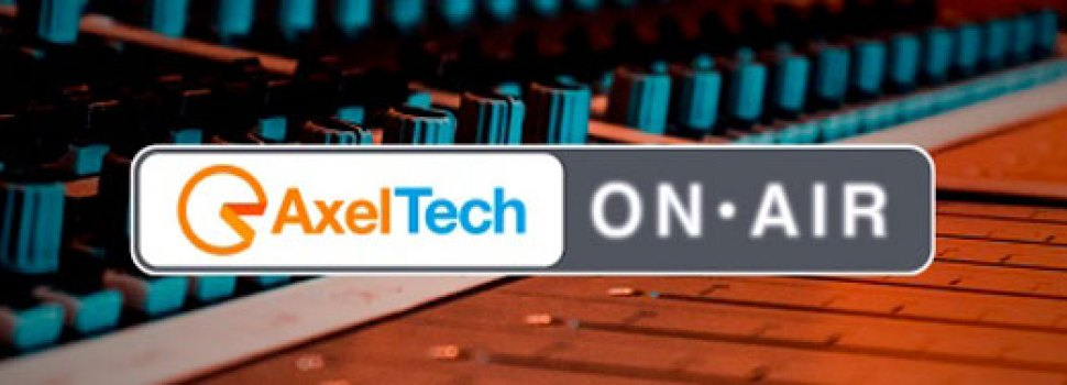 Axel Technology: Falcon D7 New Audio Processor for TV & HD Audio Broadcasting