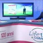Panzironi vince un round giudiziario Life 120 può continuare a trasmettere