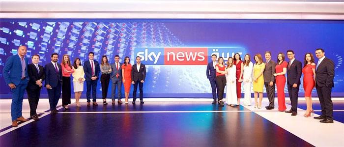 Sky News Arabia sceglie Blackbird per l'editing e la pubblicazione di video su cloud