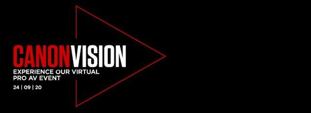 Canon Vision  – prodotti e soluzioni Canon per i professionisti