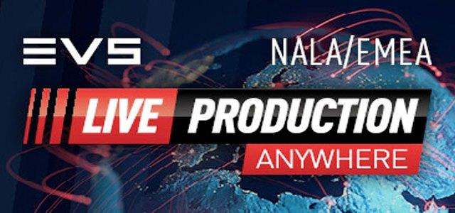 EVS – Live Production Anywhere: EVS Live Web Show