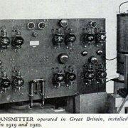 11-13 settembre, a Imperia sarà rievocata la prima trasmissione radiofonica