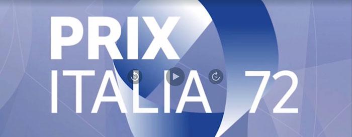 Prix Italia, i vincitori della 72esima edizione