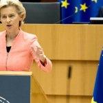 """Ursula von der Leyen: """"al digitale il 20% del Recovery Fund"""""""