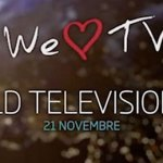 21 novembre, è il World Tv Day