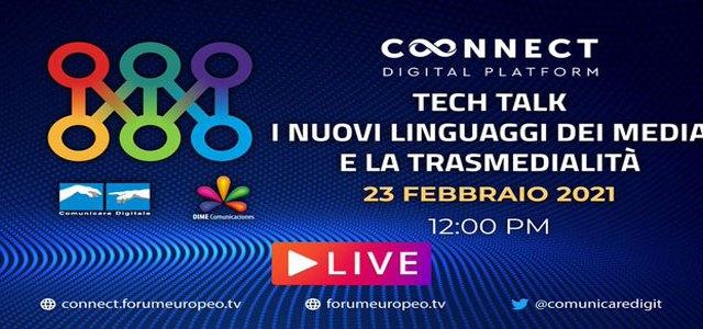 Forum Europeo Tv Tech Talk – I Nuovi Linguaggi dei Media e la Transmedialità