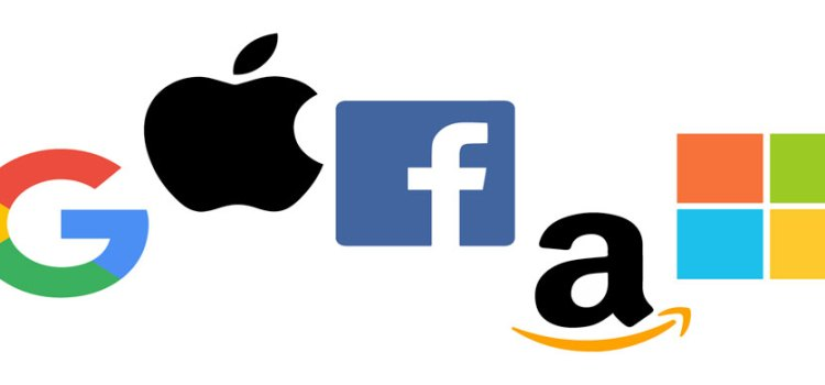 Usa, volano le Big Tech