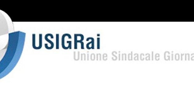 #LaNostraRai, il 12 maggio i presidi Usigrai
