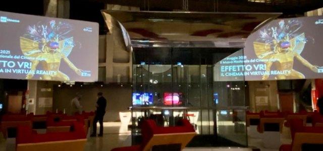 Riapre il Museo del Cinema di Torino, con la Realtà Virtuale