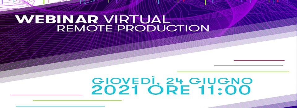 AVID : Remote Production