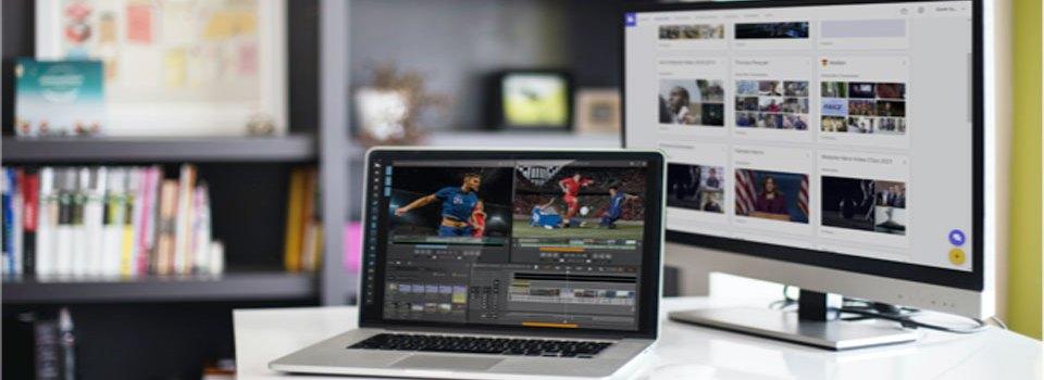 Blackbird e Newsbridge partner per la gestione e la produzione di video cloud end-to-end