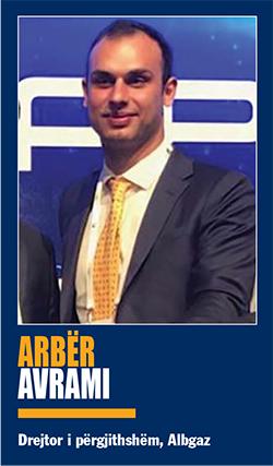 Arber-Avrami-839 Sfida e Albgaz për gazifikimin