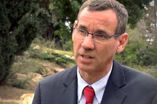 El embajador israelí en Londres, Marck Regev.