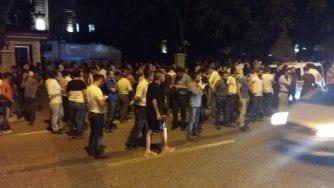KAHRAMANMARAS, TURQUÍA 16 de julio : Manifestaciones contra el intento de golpe de Estado ( Ersoy Sevinç - Anadolu Agency )
