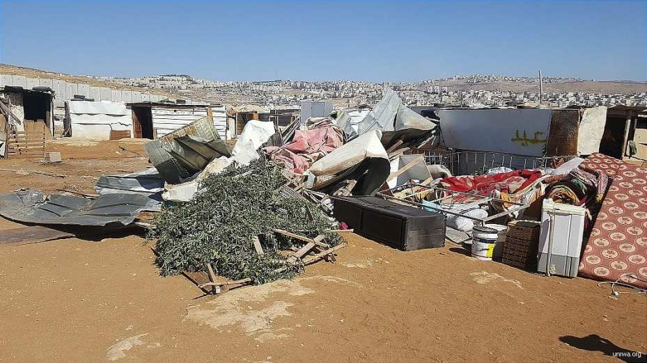 Israeli-demolishes-houses-in-West-Bank-L001