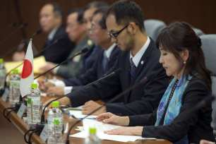 Tomomi-Inada-Japanese-defence-minister